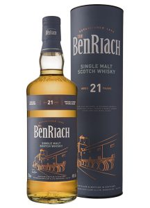 Benriach 21 Years old