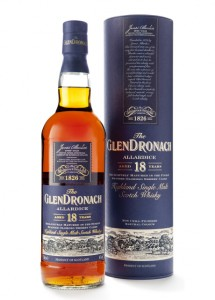 GlenDronach Allardice 18 Years old