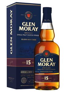 Glen Moray 15 Years old