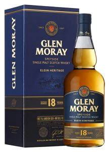 Glen Moray 18 Years old