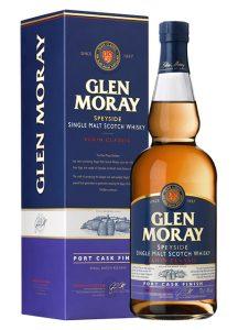 Glen Moray Classic Port Cask Finish