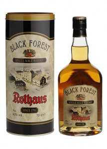 Rothaus Black Forest Single Malt Whisky
