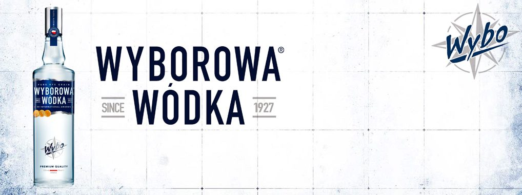 WYBOROWA – Wodka aus Polen