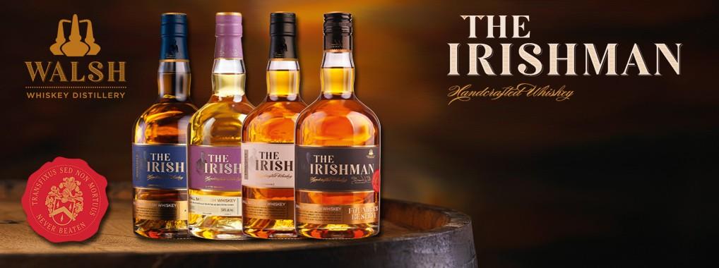 IRISHMAN – Premium Whiskey aus Irland