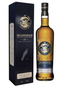 Loch Lomond Inchmurrin 18 Years old