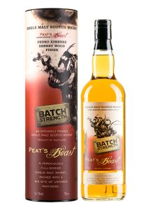 Peat's Beast PX Sherry Wood Batch Strength
