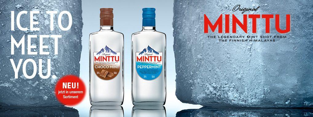 MINTTU – Pfefferminzlikör