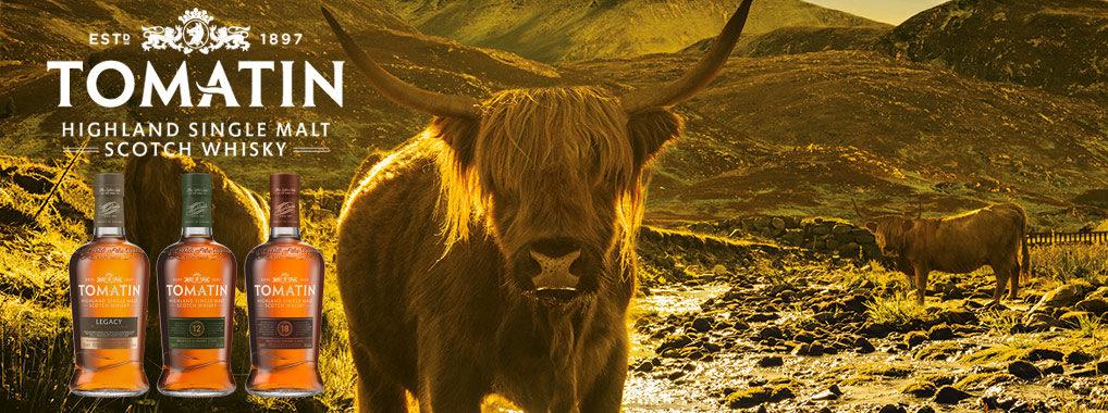 TOMATIN – Highland Whisky