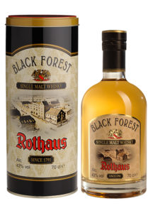Black Forest Rothaus Whisky