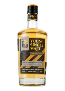 M&H Distillery Young Single Malt