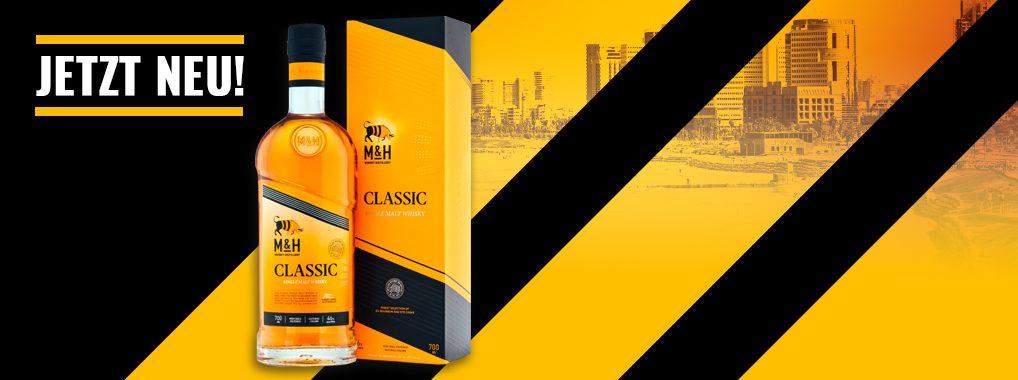 M&H DISTILLERY – Classic Single Malt Whisky